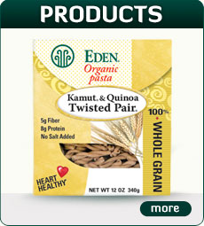Kamut® & Quinoa Twisted Pair®, Organic, 100% Whole Grain