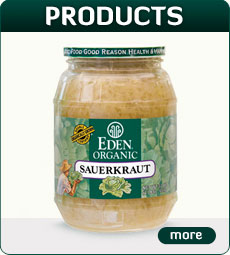 Sauerkraut - fine cut , Organic - Glass Jar