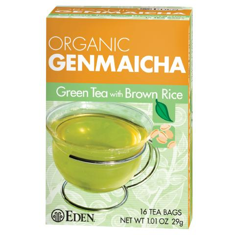 Genmaicha Citrus Ice Tea