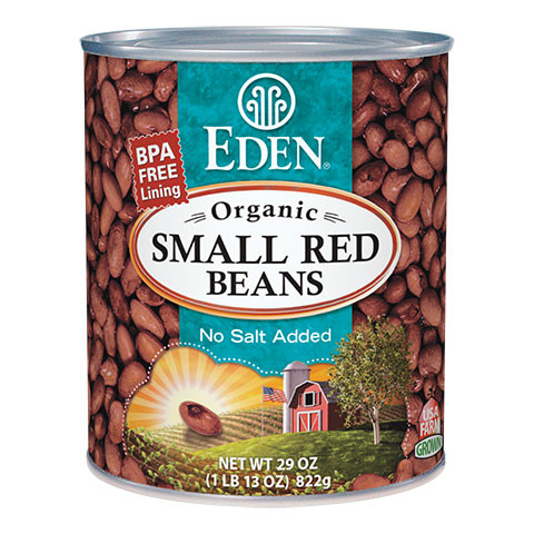 Small Red Beans, Organic