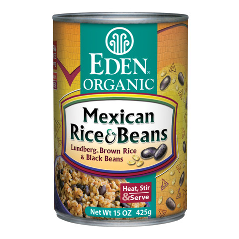 Mexican Rice & Black Beans, Organic