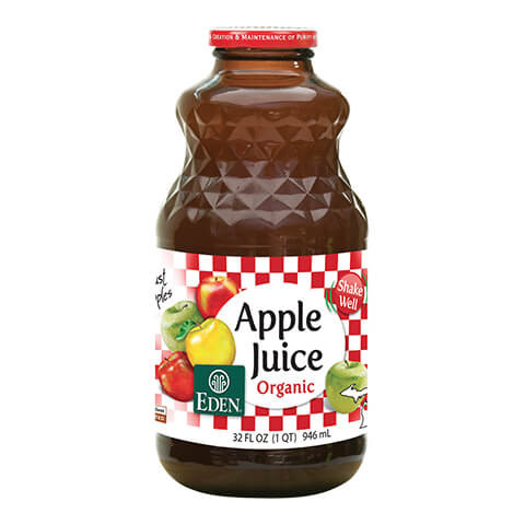 Apple Juice, Organic