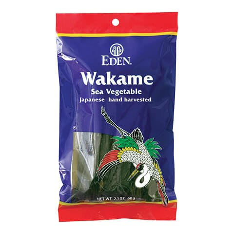 Wakame, Sea Vegetable