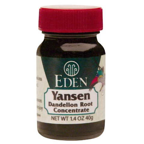 Yansen - dandelion root concentrate