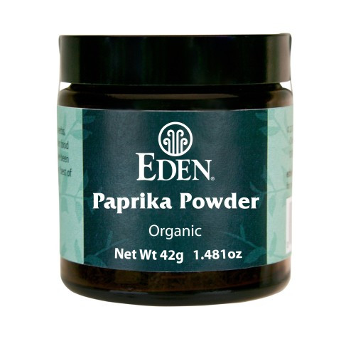 Paprika Powder, Organic