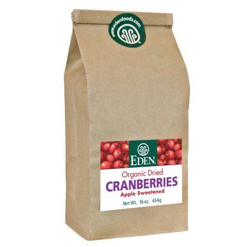 Dried Cranberries, Organic