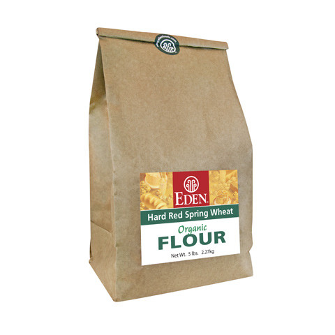 Hard Red Spring Wheat Flour, Organic