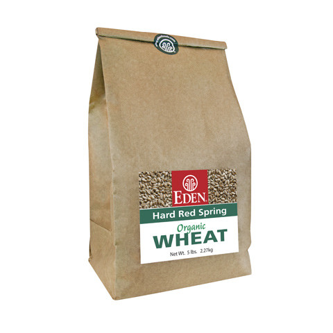 Hard Red Spring Wheat, Organic