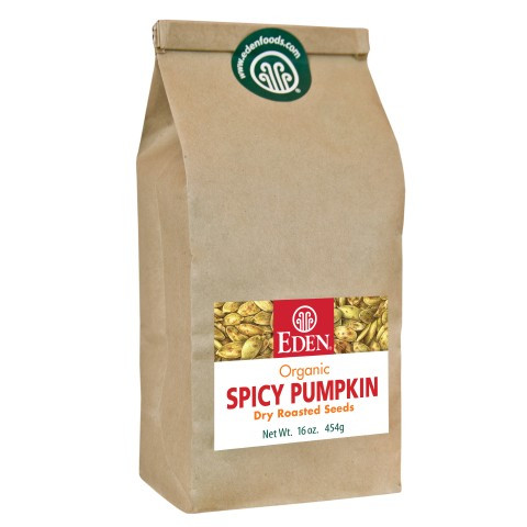Spicy Pumpkin Seeds, Organic