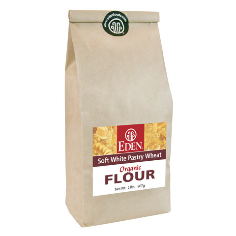 Whole Wheat Pastry Flour, Organic