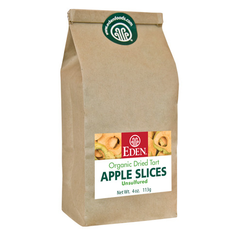 Dried Apples, Organic