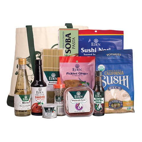 Sushi Gift Tote